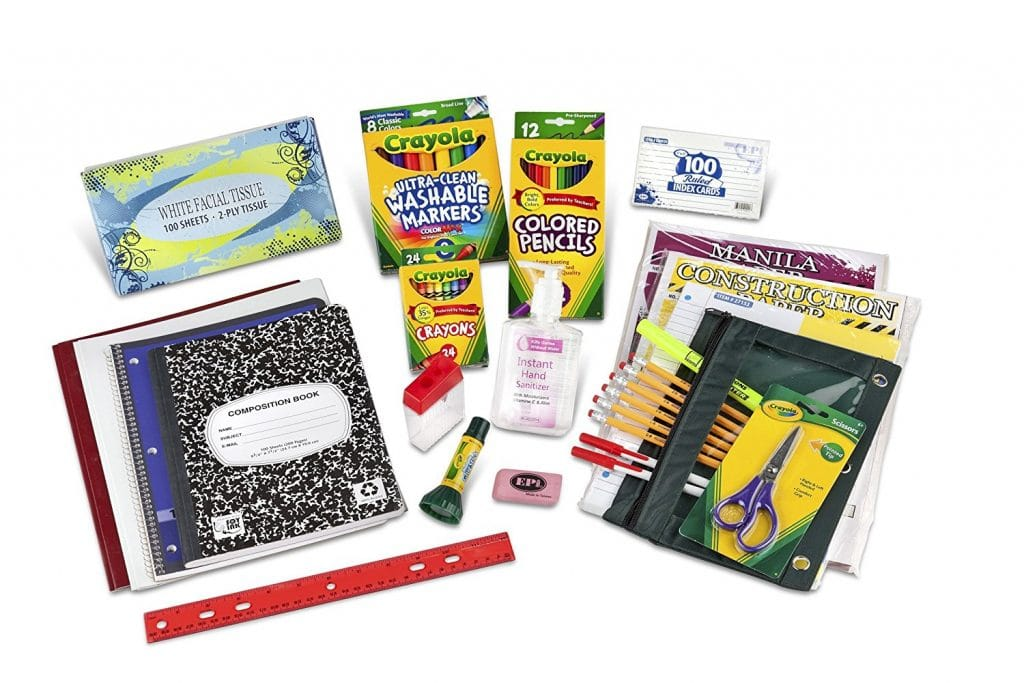 Crayola School Supply Pack Only $14.75! (47% Off!)