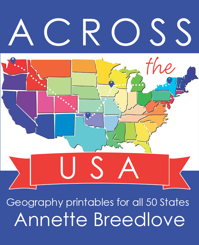 50% Off Across the USA Geography Curriculum - Ends Soon!