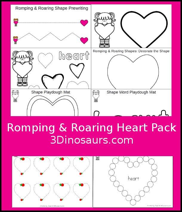 Free Heart Shape Pack