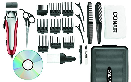 Conair Ultra Cut 23-Piece Haircut Kit Only $16.74! (Reg. $33!)