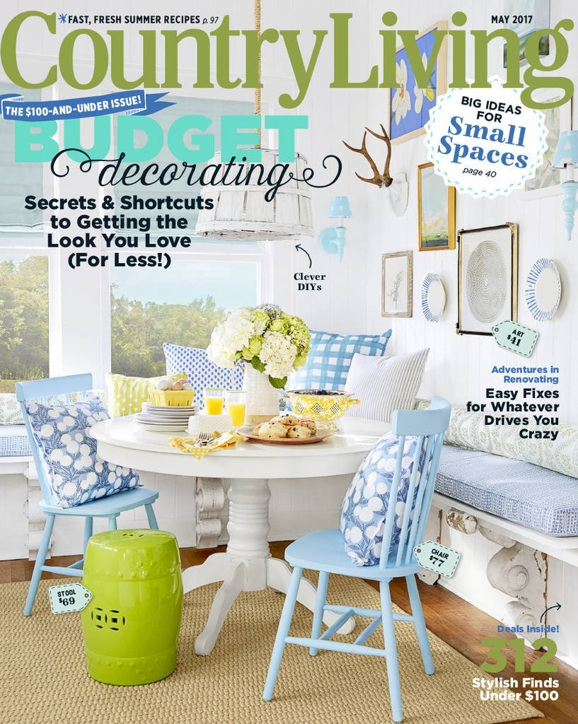Country Living Magazine Only $5! (90% Off!)