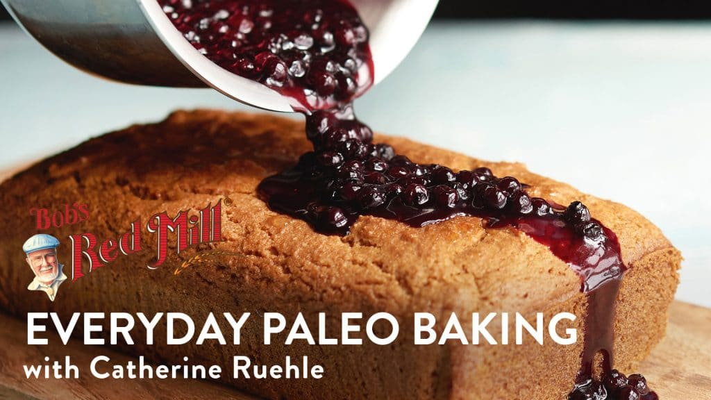 FREE Everyday Paleo Baking Online Class