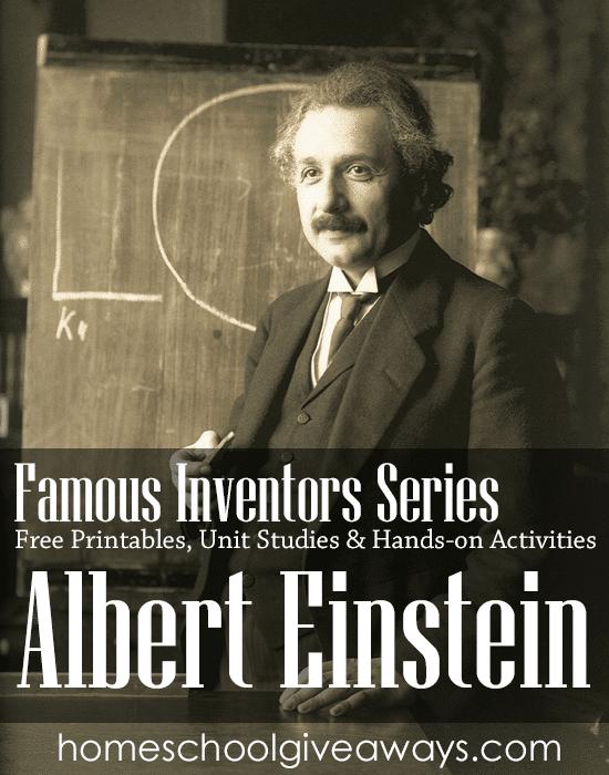 Free Albert Einstein Learning Resources