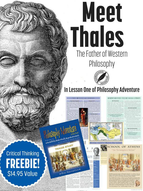 FREE Thales Unit Study