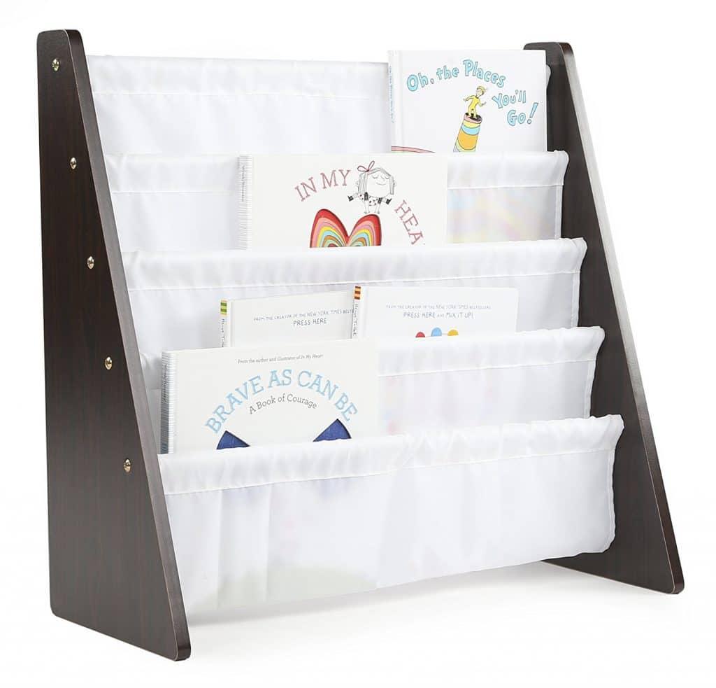 Tot Tutors Kids Book Rack Storage Display Only $20.54! (Reg. $40!)