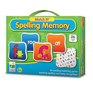 Match It! Spelling Memory