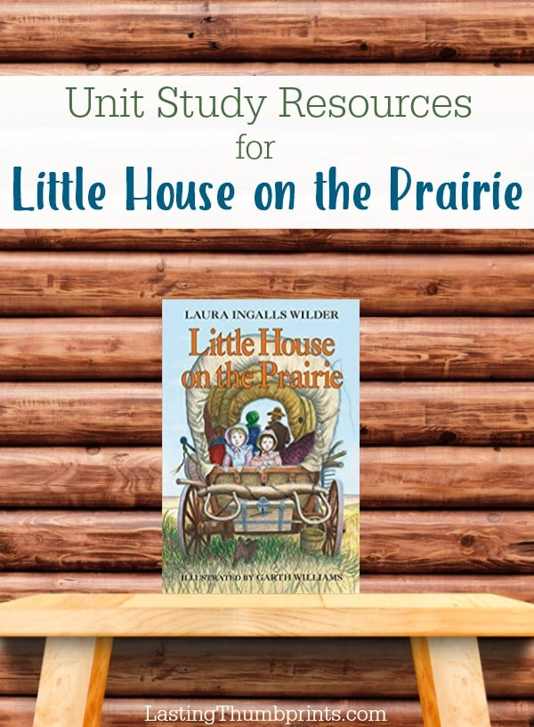 Free Little House on the Prairie Unit Study Resources