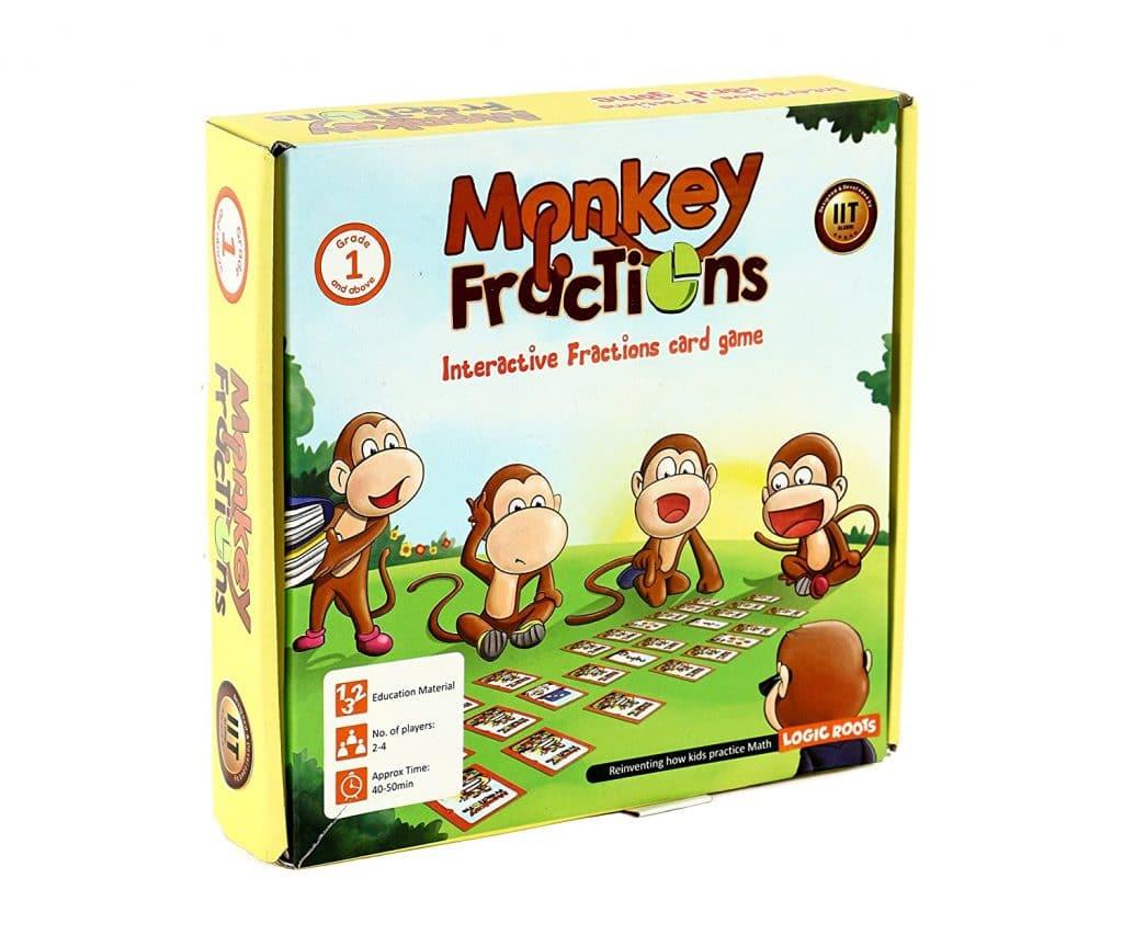 Monkey Fractions