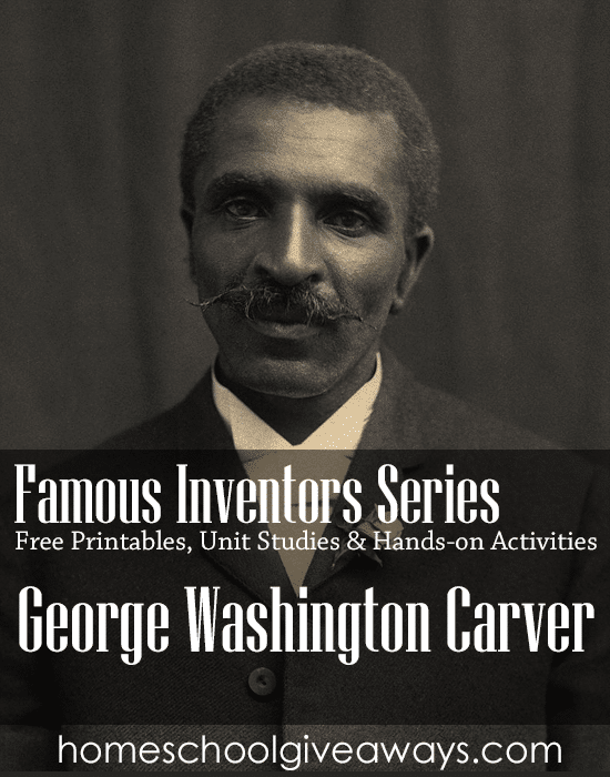 Free George Washington Carver Unit Study Resources