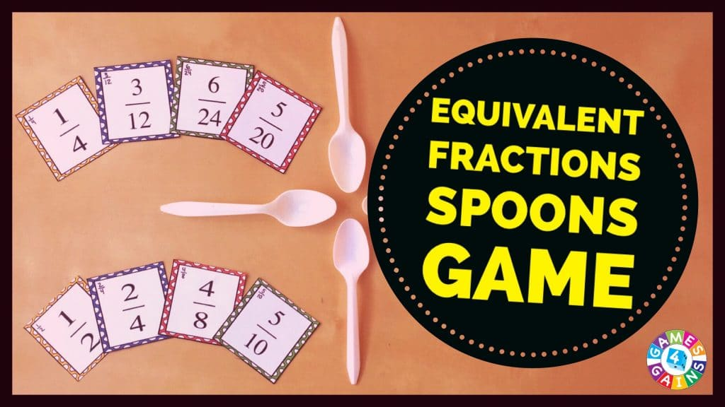Fraction Spoons