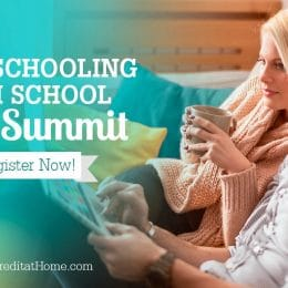 Free Homeschool High School Online Convention