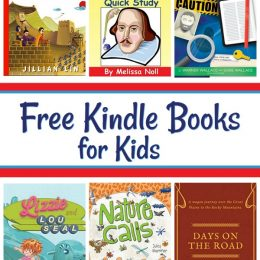 12 Kindle Freebies for Kids: Black Beauty, Nature Calls, William Shakespeare & More!
