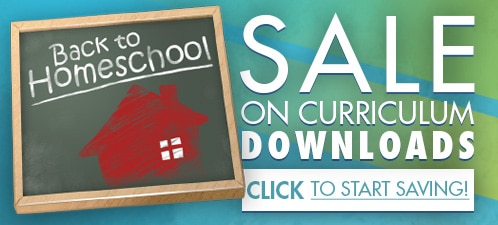 HUGE Back to Homeschool Sale at CurrClick - 40% Off Curriculum & Classes!