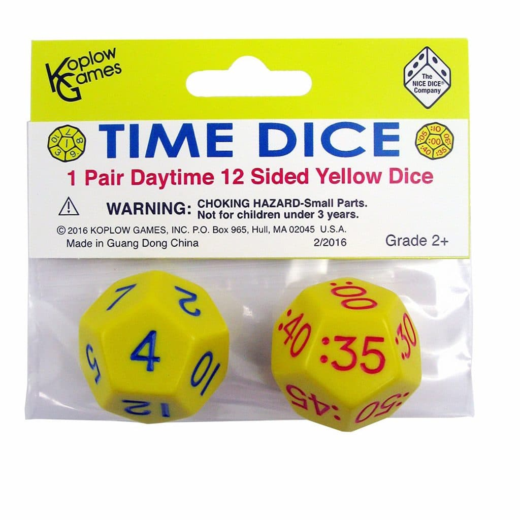 Time Dice
