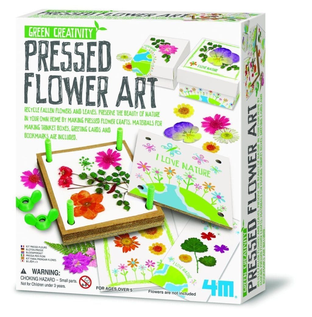 Pressed Flower Art Kit Only $5.87! (51% Off!)