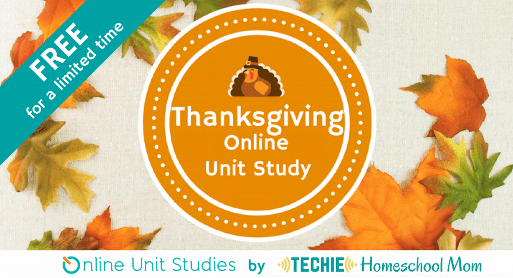 Explore the science behind Thanksgiving parade floats, learn the history of the holiday and much more in this FREE Online Unit Study! #Thanksgiving #freehomeschooldeals #fhdhomeschoolers #homeschoolers
