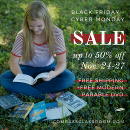 Compass Classroom Black Friday Sale - Up to 50% Off + Free Shipping & DVD!
