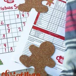 Free Christmas Math & Logic Puzzles