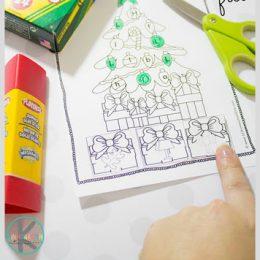 Free Christmas Alphabet Worksheets
