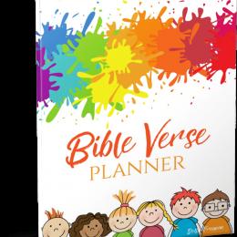 Free Bible Verse Planner
