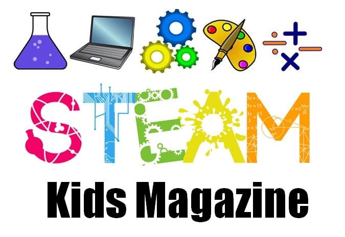 Free Online STEAM Magazine for Kids