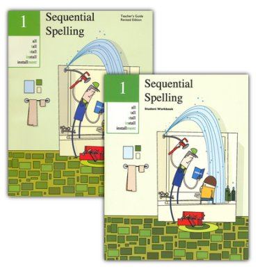 45% Off Sequential Spelling Kits - Limited Time!
