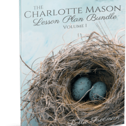 Free Charlotte Mason Lesson Plan Bundle