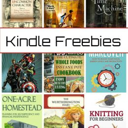 17 Kindle Freebies: Uncommon Character, One-Acre Homestead, & More!