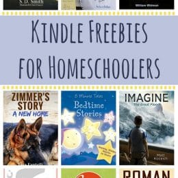 21 Kindle Freebies for Homeschoolers: The Green Ember, Called Home, & More!