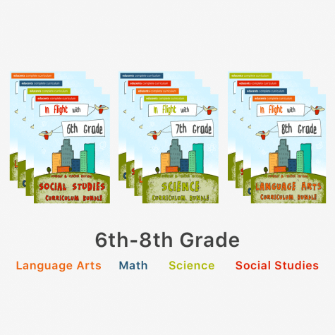 The Ultimate 6th-8th Grade Homeschool Digital Textbook Bundle Only $80! (50% Off!)