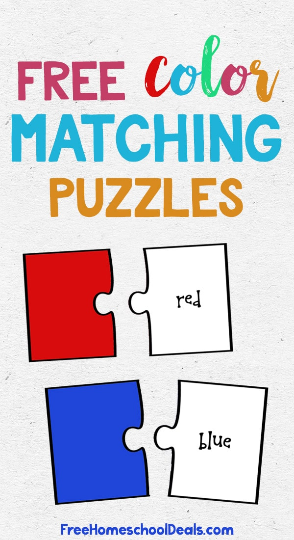 Free Color Matching Puzzles