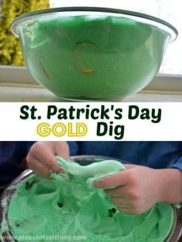 St. Patrick's Day Gold Dig