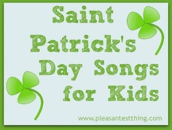 St. Patrick's Day Songs