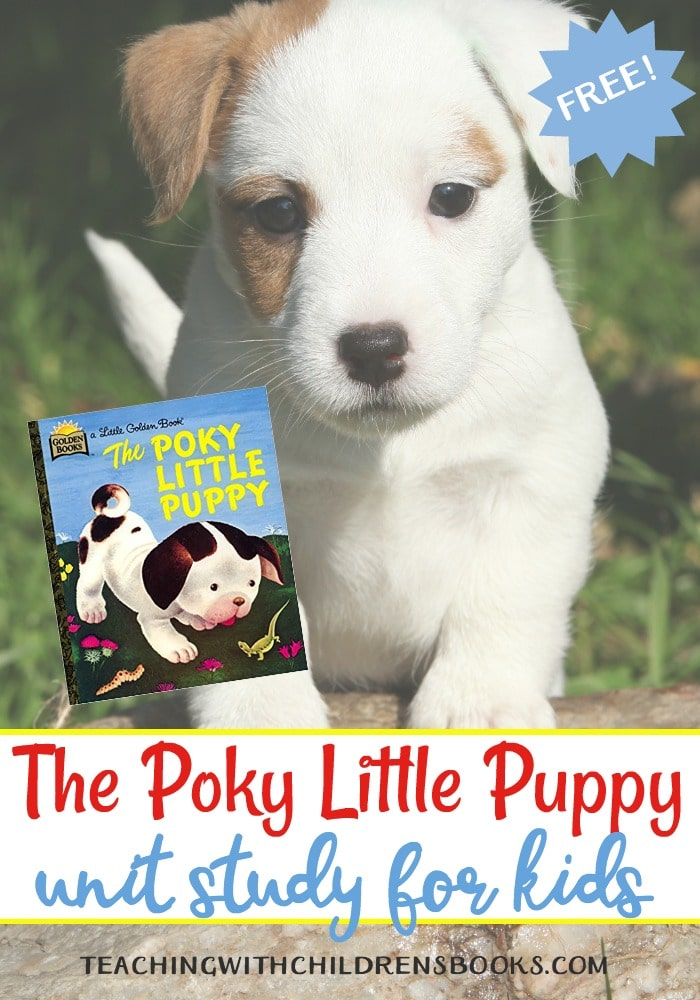 Free The Poky Little Puppy Unit Study