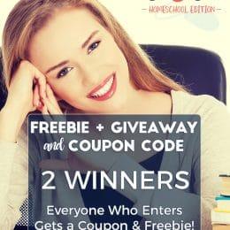 Build Your Bundle Coupon & Giveaway!