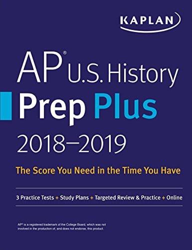 AP U.S. History Prep Plus