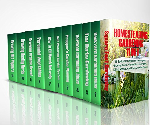 Homesteading Gardening Bundle