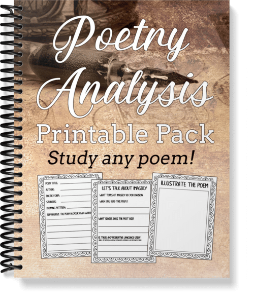Free Poetry Analysis Pack