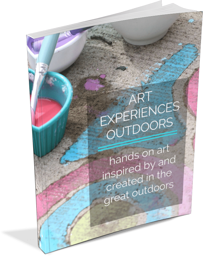 Free Art Experiences Outdoors eBook ($19.99 Value!)