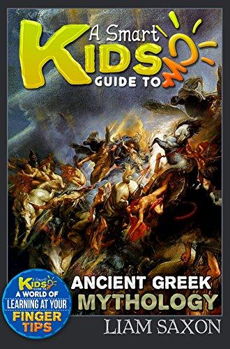 A Smart Kids Guide To Ancient Greek Mythology