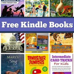 Free Kindle Books: Happy Hollisters, Preschool Workbook, Card Tricks, & More!