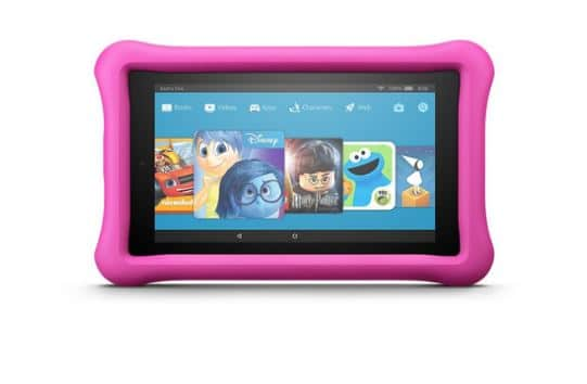 """Kindle Fire 7"""" Kids Tablet w/ Case Only $69.99! (30% Off!)"""