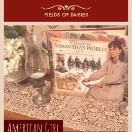 FREE American Girl Turn of The Century Unit Study