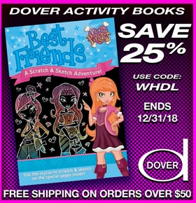Dover Activity Books