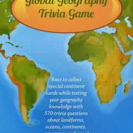 FREE Global Geography Trivia Game