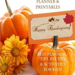 FREE November Planner & Printables