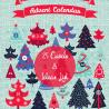 FREE Advent Christmas Calendar Cards + more! (Trees Edition)