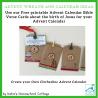 FREE Advent Calendar and Wreath Ideas + Bible Verse Cards!