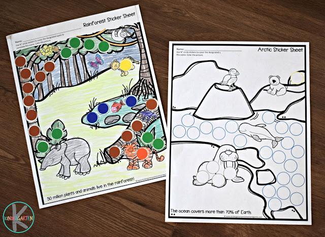 FREE Rainforest Printables & Resources Free Homeschool Deals ©
