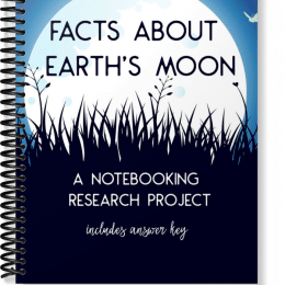 FREE Moon Unit Studies and Printables + Journal!